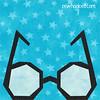 Harry's Glasses POD version 2014 Pattern