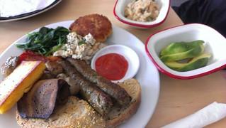 Leigh's Big Breakfast