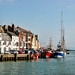 Weymouth's old harbour