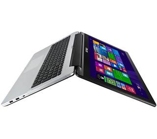 TP550 Laptop độc đáo lật xoay 360 độ - 38121