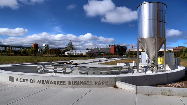 Reed Street Yards / A City of Milwaukee Business Park