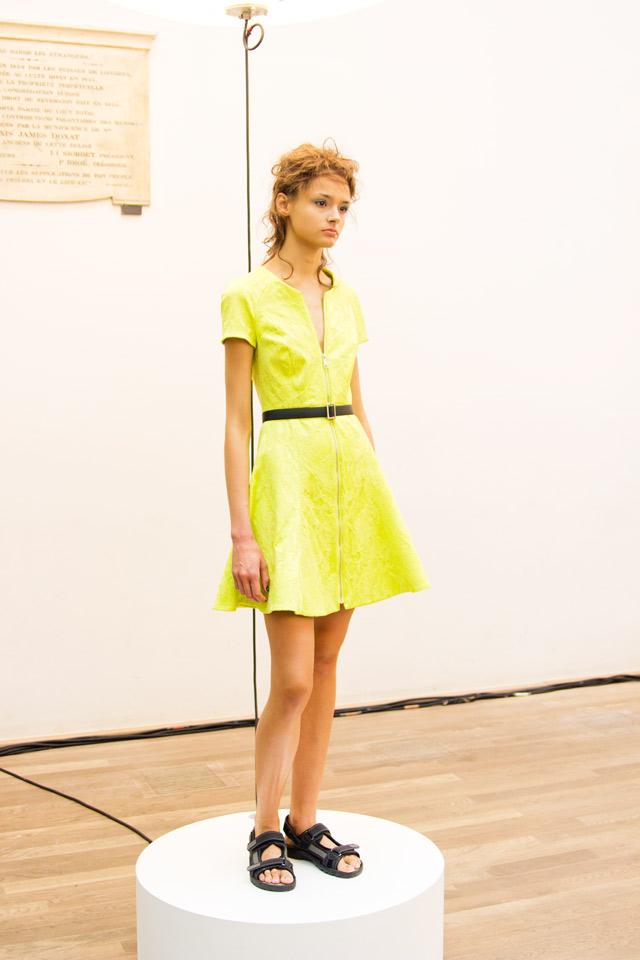 Antipodium London Fashion Week SS15