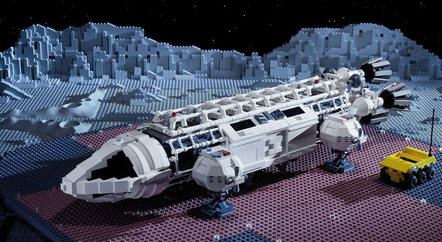 Space 1999 Eagle One