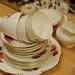 Various tea sets and crockery