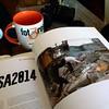 Junta @fot3ros con buena conversa, nuevos proyectos y fotos de la @joiamagazine