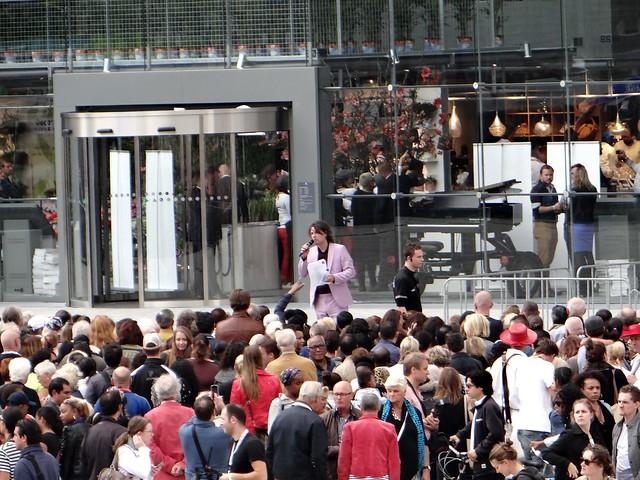 Markthal Rotterdam opening 2