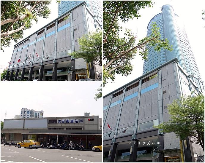 1 香格里拉台南遠東國際飯店 豪華閣 環境 住房