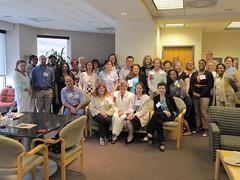 Nursing Informatics Alumni Luncheon at SINI 2014