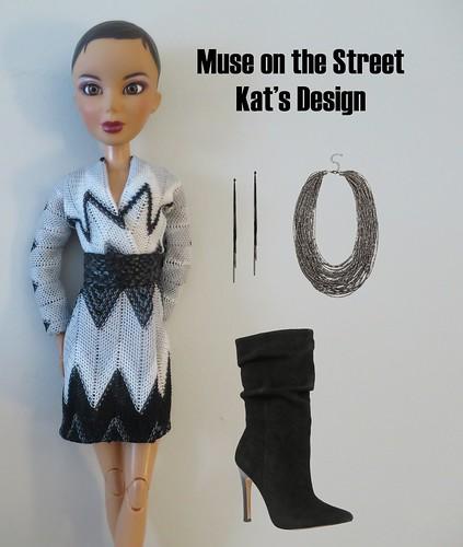 Project Project Runway Challenge #10 - Kat's Design