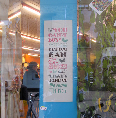 Groningen Books sign