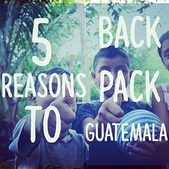 *NEW BLOG POST* Top 5 Reasons to Backpack Guatemala | Link in profile | #travel #travelgood #travelgram #Guatemala #igers #igtravel #instagood #instatravel #instapassport #instaguatemala #chasingtheworld #wanderlust #WeRoam #blogging #rtw #lp