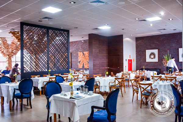 Dining Room at Gran Odara Hotel
