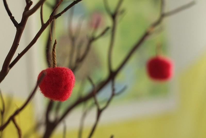 Michaelmas apples