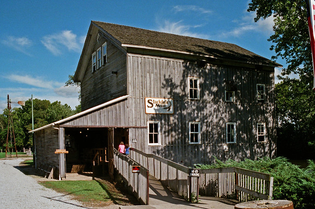 Stockdale Mill