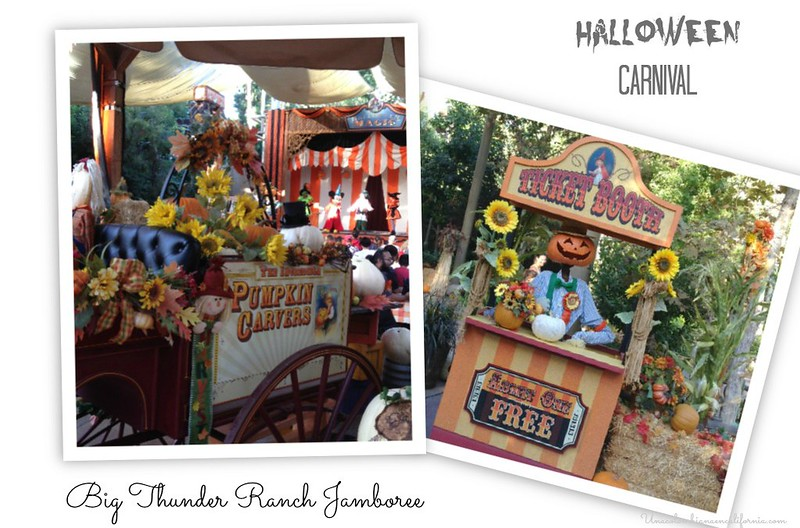 Halloween Carnival Mickey's Halloween Party