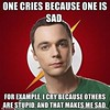 All caught up on the new Big Bang Theory shows. Love it! Even my kids sing the sleepy kitty song. Do you watch it? Who is your favorite? I'm a Sheldon fan since he's from Texas! #bigbangtheory #sheldon #funny