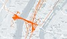 Sep 13-30, 2014 Location History (Midtown)
