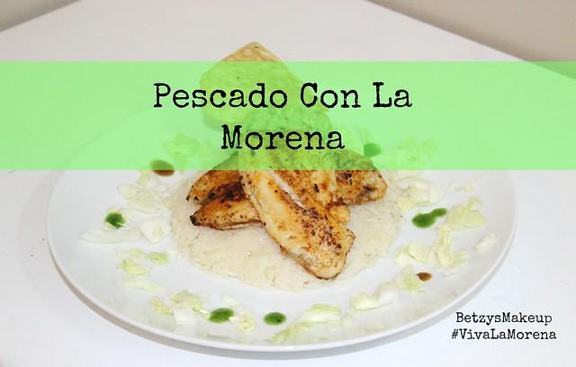 #VivaLaMorena