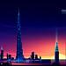 Small photo of Romain Trystram - Burj Khalifa in Dubai