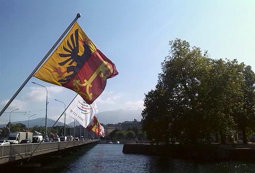 Genève - Pont du Mont-Blanc