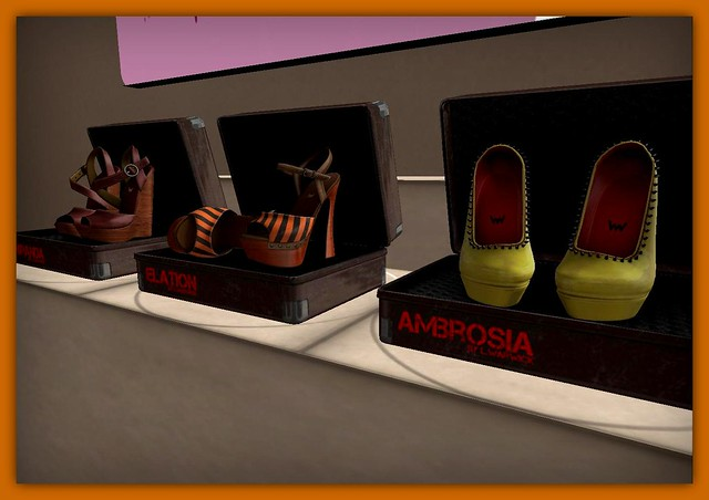 Free SLINK Heels