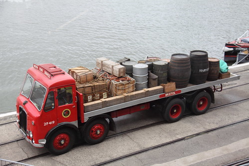 BRS Lorry