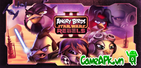 Angry Birds Star Wars II v1.7.5 Full cho Android