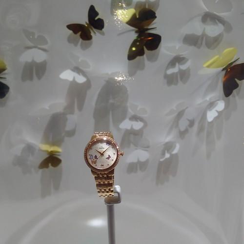 Omega butterfly seoul