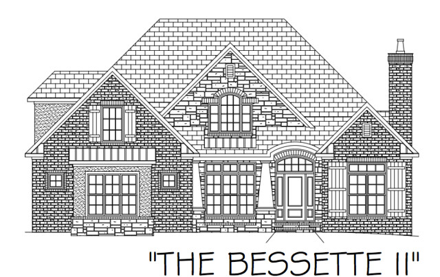 The Bessette II Floor Plan