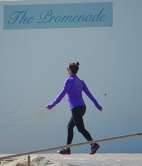 Header of promenader