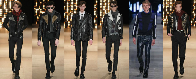 mens-Punk-inspired-style,leather biker jackets with studs, leather pants, stove-pipe jeans, Dr Martens boots, punk checks, punk hair style, checks, check suits, windowpane sweater, men's windowpane trousers