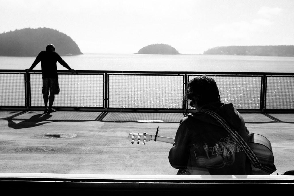 Orcas Island Ferry 14