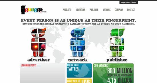 Gunggo CPM Ad Network