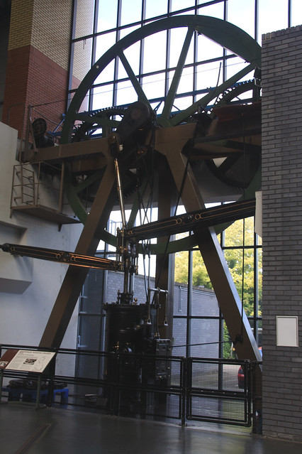 Bolton & Watt Beam Engine