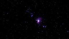 October 3, 2014 - Orion Nebula