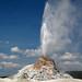 White Dome Geyser eruption (2.31-2.33 PM, 10 August 2014) 5 by jsj1771