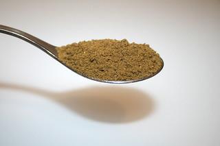10 - Zutat Kreuzkümmel / Ingredient cumin