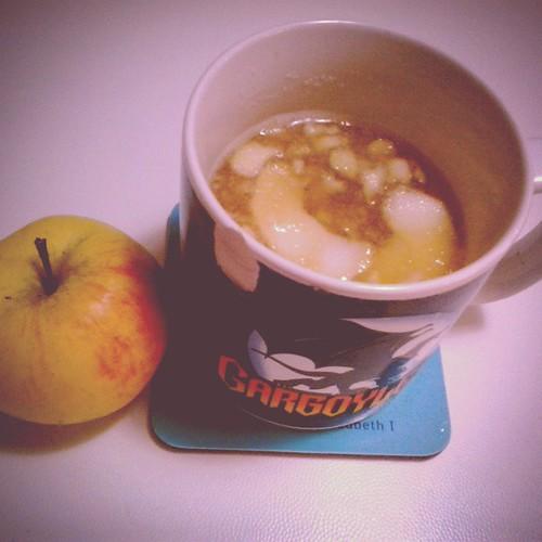 Earl Grey + Apples
