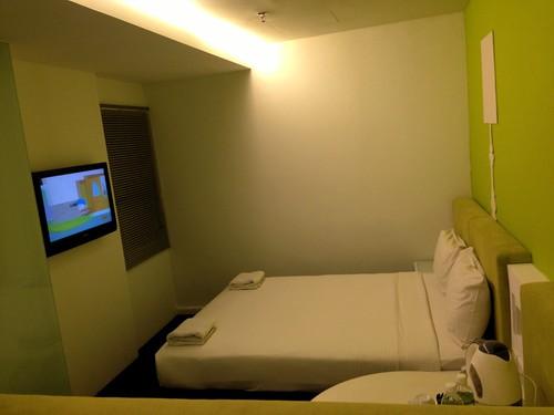 Citrus Hotel - Bedroom