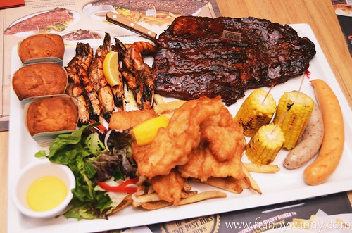 Morganfield's SG 15