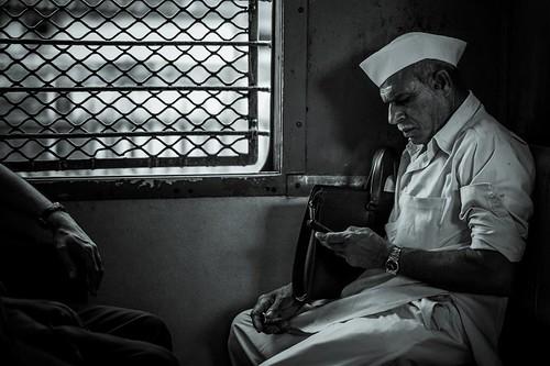 """Churchgate, Mumbai from the book """"Esperimento con l'India (1975)"""" by Giorgio Manganelli"""
