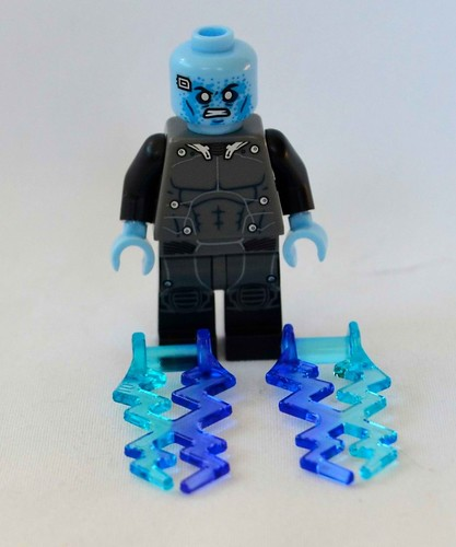 LEGO Super Heroes Electro Minifigure 2