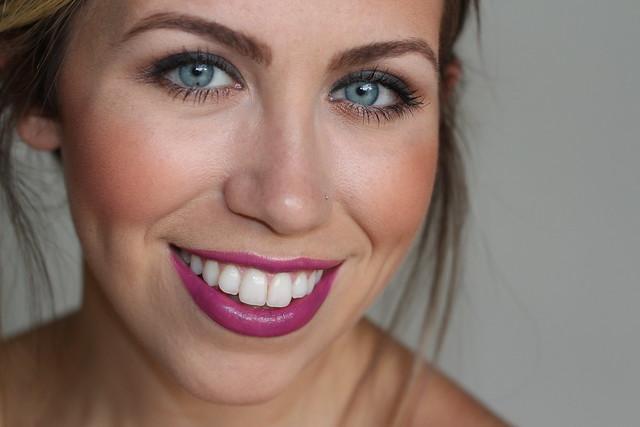 Makeup Monday | Berry Lip & Smokey Eye | #LivingAfterMidnite