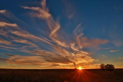 sunset sun fall oregon canon easternoregon