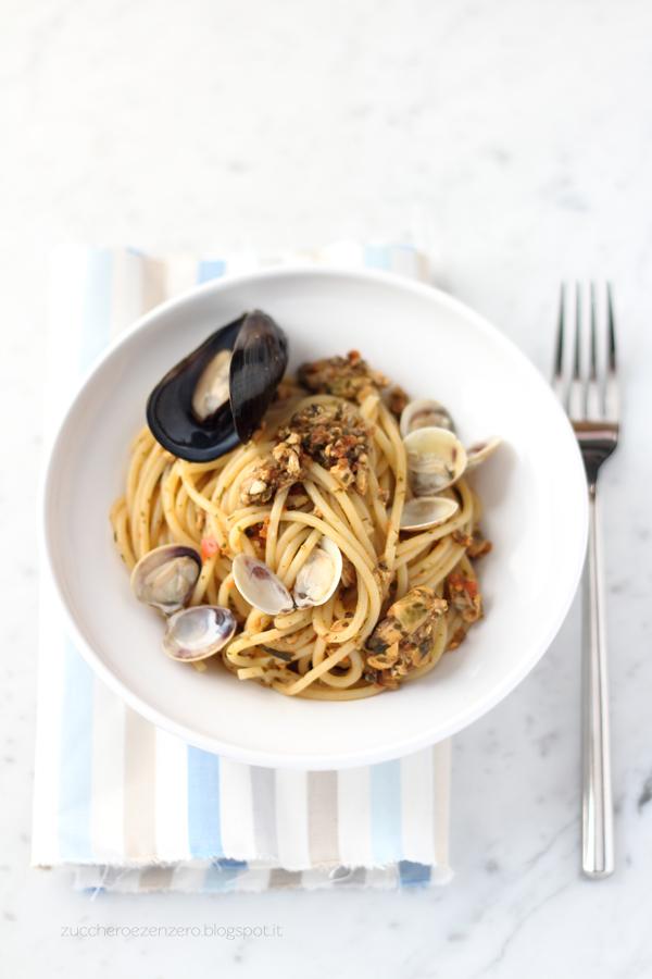 Spaghetti alla levantina