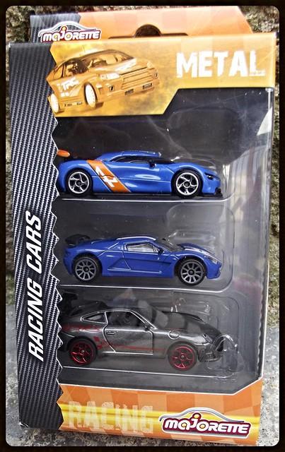 Packs 3 voitures Racing Cars. 15270345938_84ddec241b_z