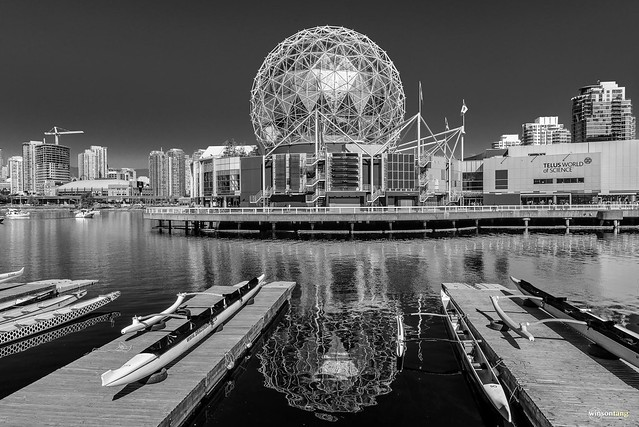 Telus World of Science, Vancouver, BC, Canada