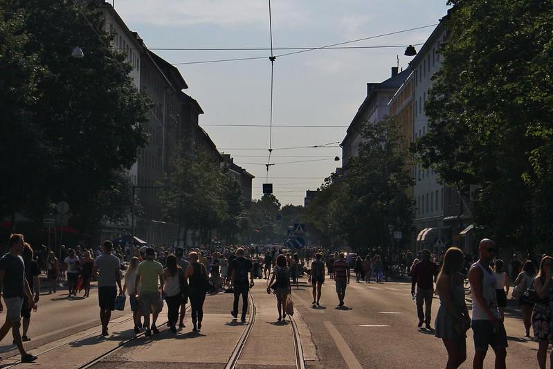 Kallio streets