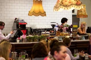 Suffolk St Café, Dublin City Centre