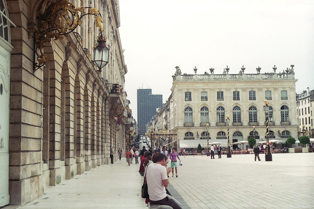 Nancy - Place Stanislas-7